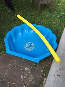 Paddling pool and noodle Arncliffe Rockdale Area Preview