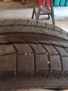 P255/65 R18 Michelin - Latitude X-Ice