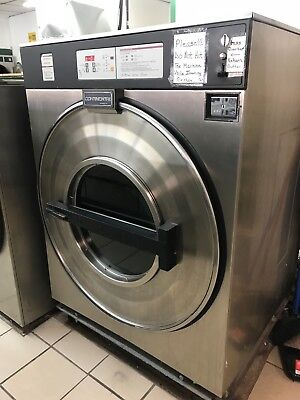 Continental 75lb Coin Operated Washers Bases Included