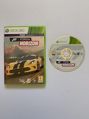 Forza Horizon - Microsoft Xbox 360 - Free P+P