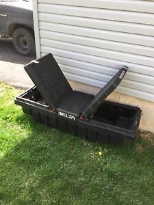Toolbox for small trucks