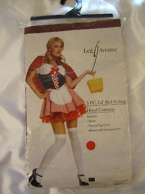 Leg Avenue  83220 Lil' Red Riding Hood Costume - Lil Red Riding Hood Kostüm