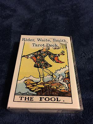 Rider Waite Smith Tarot Cards Deck 78 Cards poker size deck, 2.5