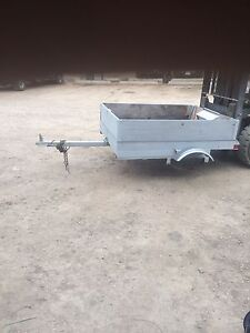 Great Utility trailer for sale.