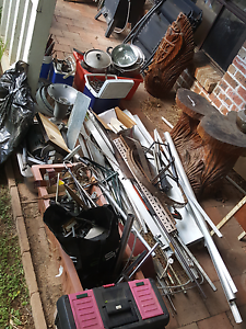 Free metal clean up Greenfield Park Fairfield Area Preview