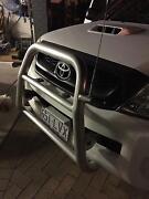 Toyota Hilux Bull Bar & Roof Racks Runaway Bay Gold Coast North Preview