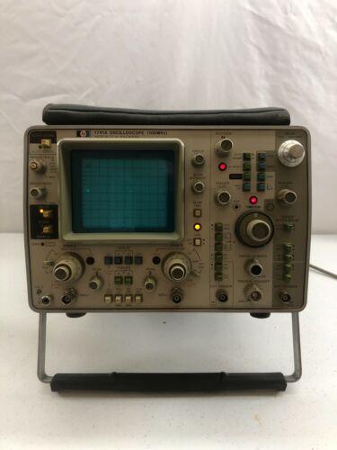 Vintage Hewlett Packard HP 1741A Oscilloscope