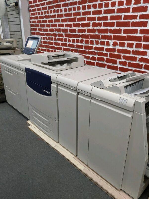 Xerox 700i Digital Color Press With Xerox Fiery EX700i