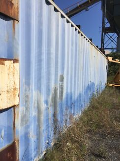 Cheap Shipping Container 40 ft  North Wollongong Wollongong Area Preview