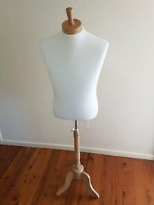 Mannequin male torso dressmaker Balgownie Wollongong Area Preview