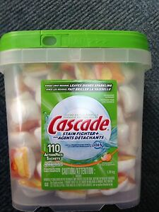 Cascade Dishwasher Tabs 110