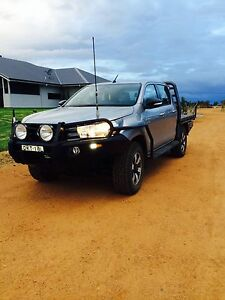 2016 Toyota Hilux Ute Narromine Narromine Area Preview