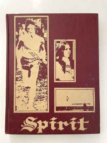 1973 WALLED LAKE WESTERN High School Class Yearbook WALLED LAKE MI,  SPIRIT