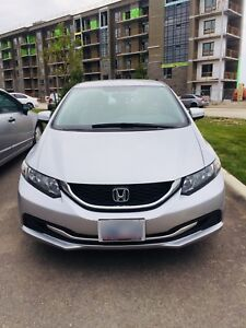 Honda Civic 2014 LX