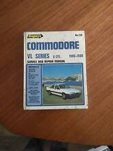 vl commodore workshop manual Monkland Gympie Area Preview