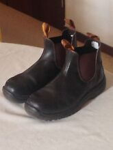 BLUNDSTONE SAFETY BOOTS Woodlands Stirling Area Preview