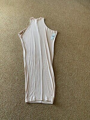 NWT, Lululemon Lab Nan Dress, Size 4, Naked Color