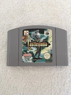 Castlevania Legacy Of Darkness Nintendo 64 N64 Game Cartridge Only PAL for sale  Shipping to Nigeria