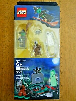 Lego 850487 Halloween Accessory Set w/exclusive Zombie minifig New in sealed box