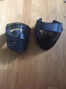 Airsoft / Paintball face masks