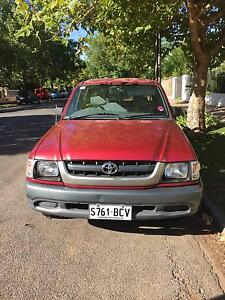 2002 Toyota Hilux 2WD Ute Joslin Norwood Area Preview