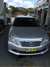 Aurion Toyota 2012 Condell Park Bankstown Area Preview