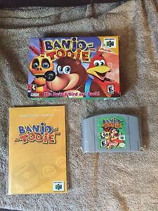 BANJO TOOIE COMPLETE IN BOX