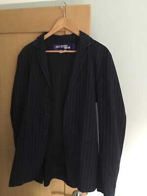 junya watanabe comme des garcons suit/hooded jacket in a size large