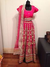 Bollywood Indian suit anarkali saree and Lehenga Strathfield Strathfield Area Preview