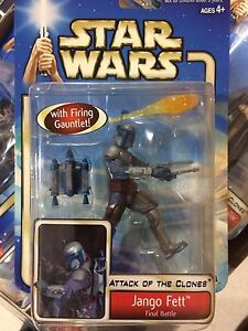 Star Wars action figures 2002 BNIB Perth Perth City Area Preview