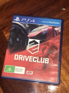 Drove club game for ps4