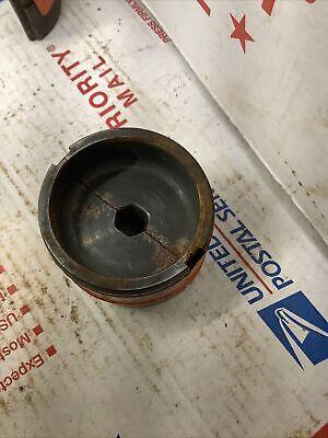 Thomas Betts 15527 4 Cu Crimper Crimping 29 Crimp U Die Hydraulic 12 Ton Tb