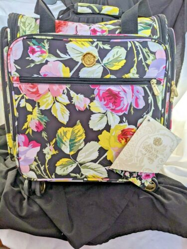 Anna Griffin Rolling Craft Luggage & Matching Cricut Machine Luggage