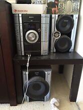 Sony mini hi-fi Manly Vale Manly Area Preview