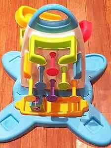 Activity stand 'Fisher Price' Waverton North Sydney Area Preview