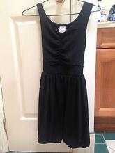 Girls Size 12 Black Dress Dangarsleigh Armidale City Preview