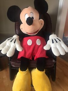 Giant Disney Mickey Mouse Plush Toy