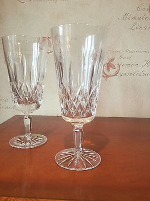 Waterford Crystal Lismore Tall Iced Tea Glass ( 2 Available) Waterford Lismore Tall Iced