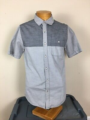 The North Face Classic Shirt Button Up Dress Camp Pocket Men's Size Medium