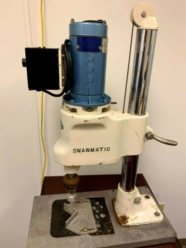 Swan-Matic Cap Master Capper Machine