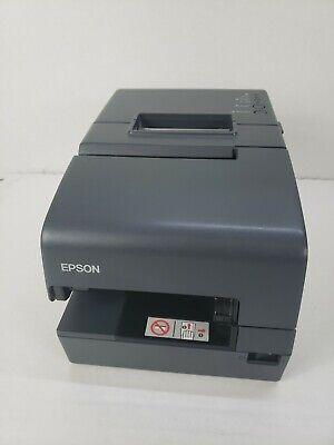 Epson Tm-h6000iv Model M253a Pos Thermal Usb Receipt Printer