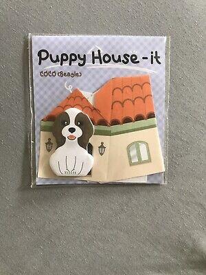 Kawaii Cute Dog Post It Sticky Note 3d House Shape 1 Usa Fast Shipping