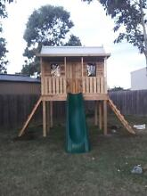 Cubby Houses Solid Timber Construction Kippa-ring Redcliffe Area Preview