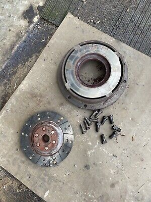 Ford 601-801 Tractor Pressure Plate Clutch For Selecto Speed