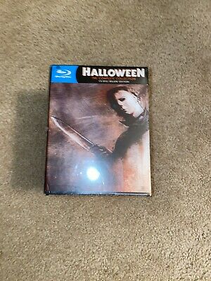 Halloween The Complete Collection Limited Deluxe Edition (Halloween: The Complete Collection (Blu-ray Disc, 2014, 15-Disc Set,)