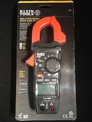 Klein Tools Cl220 400 Amp Ac Auto-ranging Digital Clamp Meter