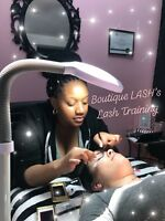 BEAUTY TRAINING CLASSES ( in Lashes, Nails, Teeth Whitening, etc