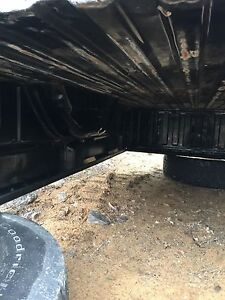 1999-2006 gmc 8 foot box