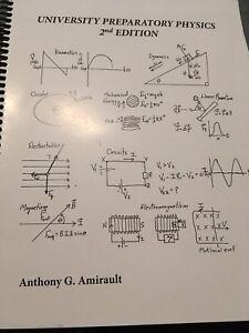 University preparatory physics 2nd edition