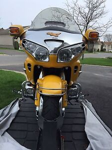 Goldwing 2001 (rien de comparable sur le marché)